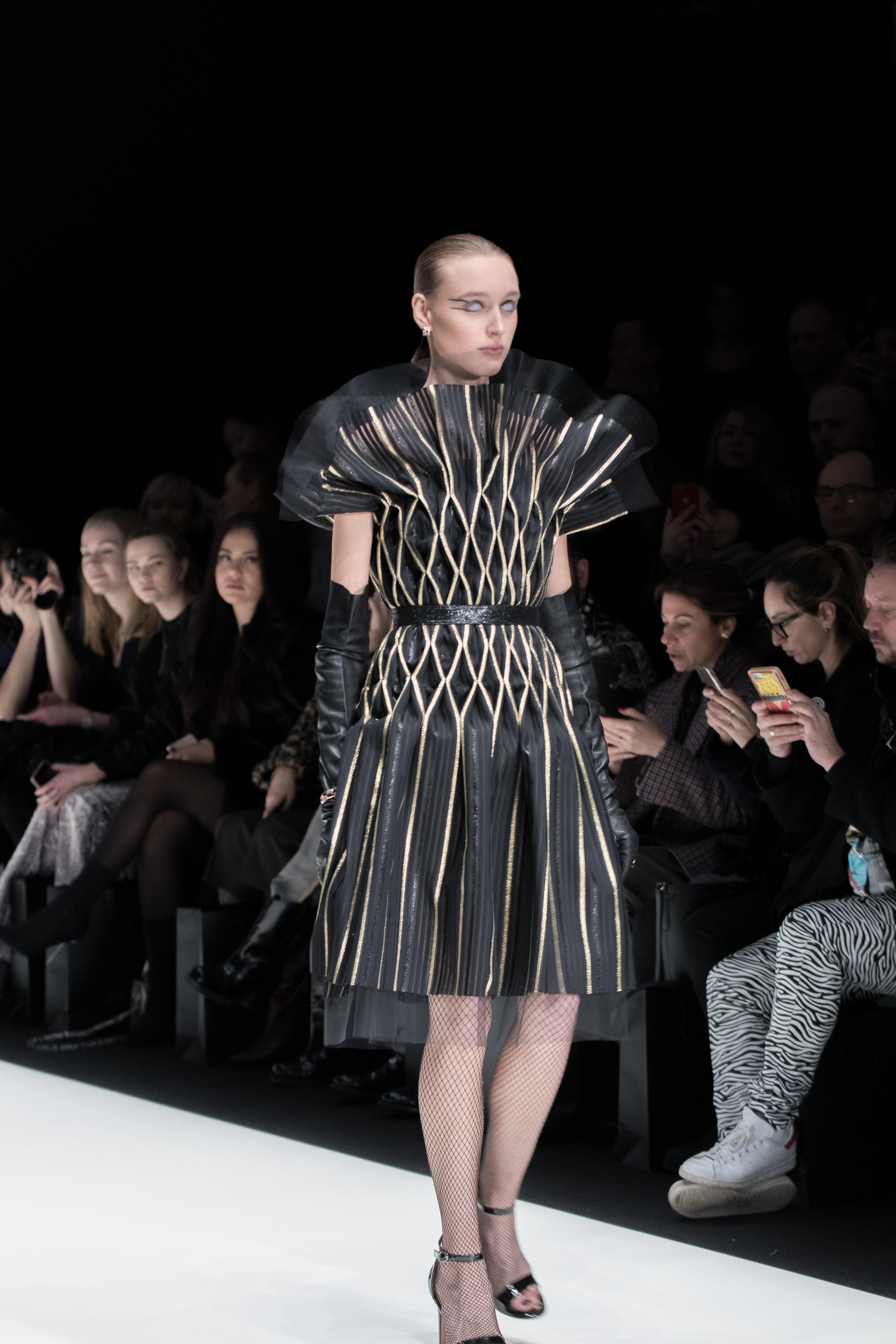 Berlin Fashion Week 2019 Irene Luft Enkeda